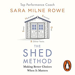 The Shed Method     Making Better Choices When It Matters              By:                                                                                                                                 Sara Milne Rowe                               Narrated by:                                                                                                                                 Sara Milne Rowe                      Length: 6 hrs and 6 mins     30 ratings     Overall 4.5