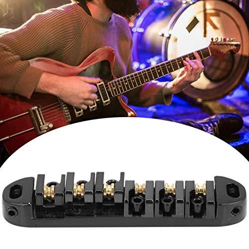 Fybida Puente de Guitarra eléctrica Ajustable para una Amplia Gama de Guitarras...