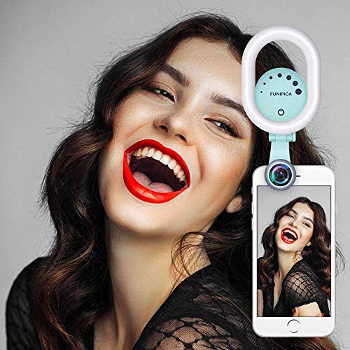 Selfie Ring Light with 120