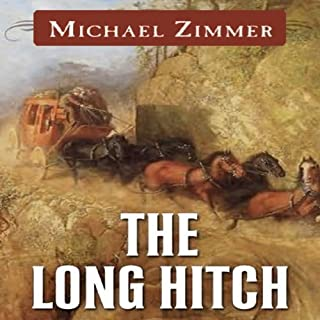 The Long Hitch audiobook cover art