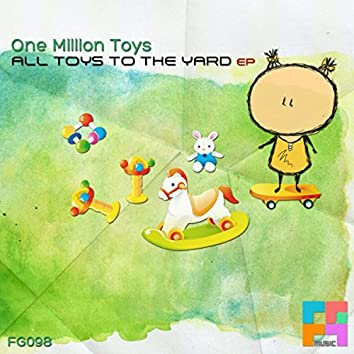 All Toys To The Yard EP