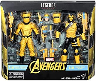 Best marvel legends aim two pack Reviews