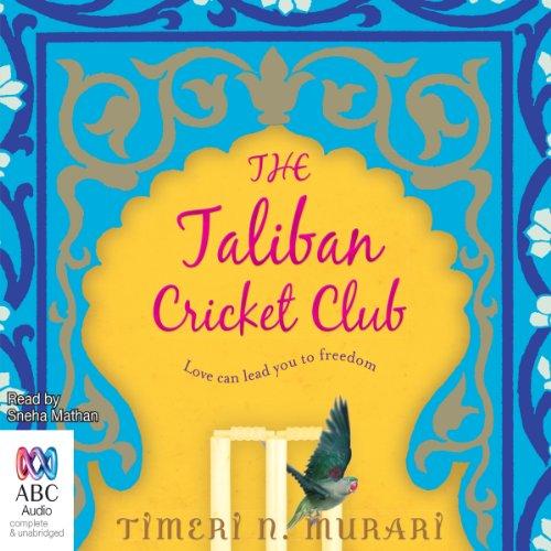 The Taliban Cricket Club audiobook cover art