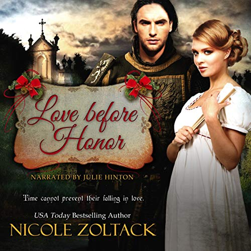 Love Before Honor audiobook cover art