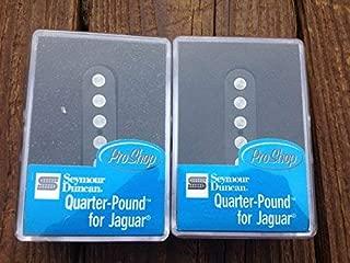 Seymour Duncan SJAG-3 Quarter Pound Jaguar SET Bridge & Neck for Fender Guitar
