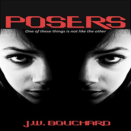 Posers audiobook cover art