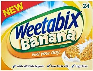 Weetabix Plátano 24 Por Paquete
