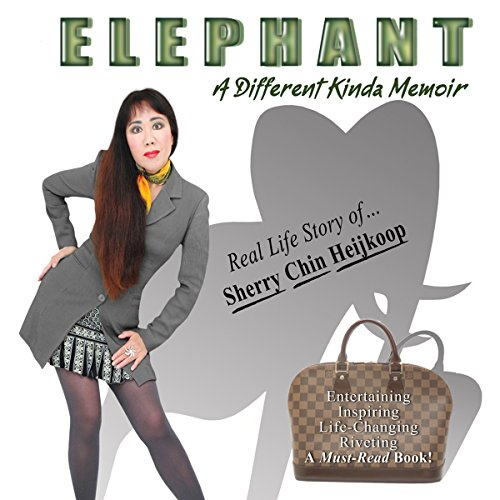 Elephant audiobook cover art