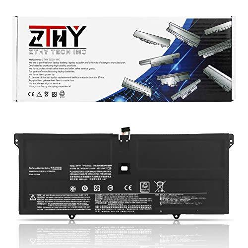 ZTHY New L16M4P60 Laptop Battery for Lenovo Yoga 920 920-13IKB 920-131KB Glass Ideapad Flex Pro-13IKB Yoga 6 Pro 13IKB Series 5B10N01565 5B10W67249 5B10N17665 L16M4P6O L16C4P61 70Wh 7.68V