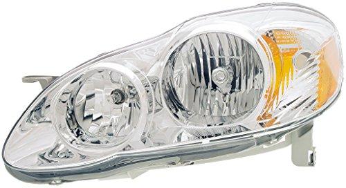 08 corolla headlight assembly - 9