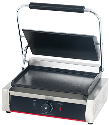 Hakka Commercial Panini Press Grill and Sandwich Griddles Restaurant Grade