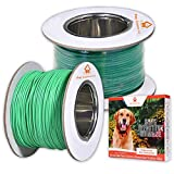 Pet Control HQ Extra Underground Dog Fence Wire Containment System...