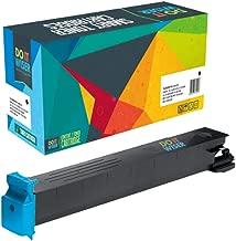 Do it Wiser Compatible Toner Cartridge Replacement for Konica Minolta BizHub C353 C253 C203   TN213 TN213C (Cyan)