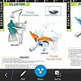 Dental World Electric Operated Unit (White)