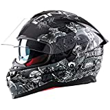 Oneal Challenger Helmet Crank Black/White M (57/58...