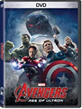 Age of Ultron: Marvel's Avengers DVD