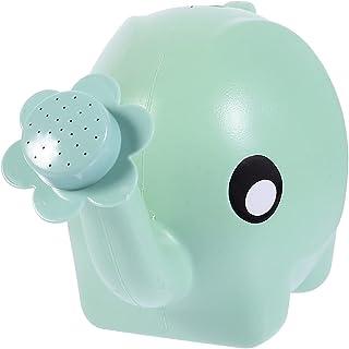 BESTonZON Elephant Shaped Watering Can Kids Gardening Tool Watering Can Watering Pot Animal Garden Sprinkler Watering Buck...