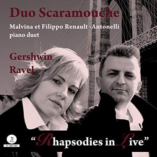 Duo Scaramouche (Malvina Renault et Filippo Antonelli)