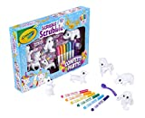 Crayola Scribble Scrubbie Toy Pet Playset, Confetti Party Pack, Coloring Toy for Kids, Gift for Ages 3, 4, 5, 6, 7