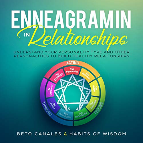Enneagram in Relationships     Understand Your Personality Type and Other Personalities to Build Healthy Relationships              By:                                                                                                                                 Beto Canales,                                                                                        Habits of Wisdom                               Narrated by:                                                                                                                                 Jason Belvill                      Length: 3 hrs and 42 mins     Not rated yet     Overall 0.0