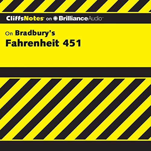 Couverture de Fahrenheit 451: CliffsNotes