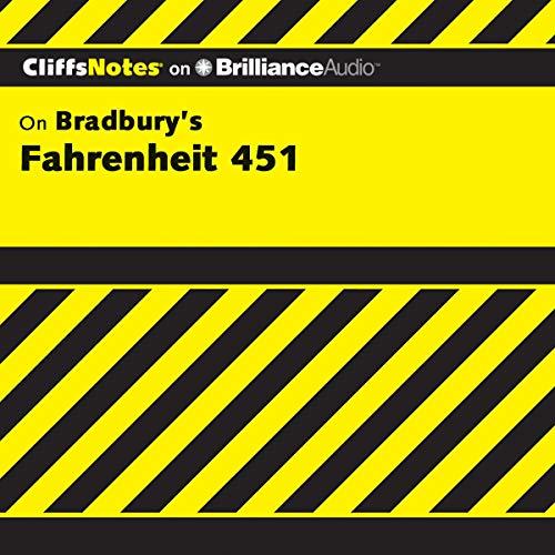 Fahrenheit 451: CliffsNotes cover art