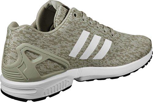 adidas Herren Zx Flux Fitnessschuhe, Braun (Sesamo/Ftwbla/Negbas), 46 2/3 EU