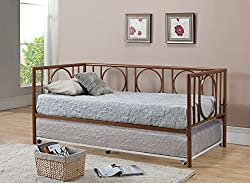 Copper 7th Anniversary Gifts for Him - copper day bed