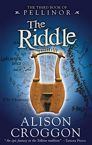 The Riddle (The Five Books of Pellinor Book 3) (English Edition)