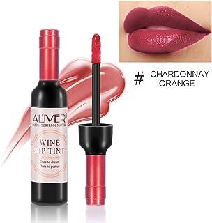 Fesjoy Duradera Hidratación Brillo Labial Maquillaje Color-stay Antiadherente Waterproof Undeuda Hidratante Labios Tinte C...