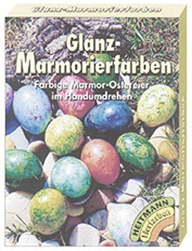 Heitmann Eierfarben Ostereierfarbe Glanz Marmor