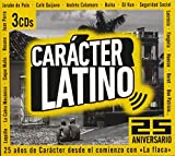 Carácter Latino - 25 Aniversario (3 CD's)
