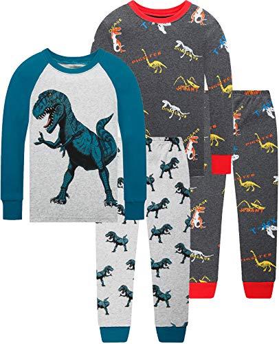 Dolphin&Fish Boys Dinosaur Paja…