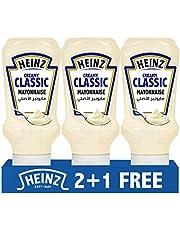 Heinz Mayonnaise, 400 ml (2+1 FREE)