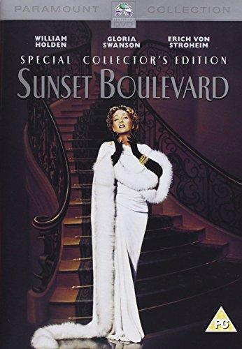 Sunset Blvd. [Reino Unido] [DVD]