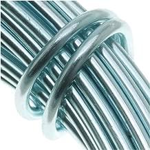 Aluminum Craft Wire 12 Gauge 39 Feet ICE BLUE 42606 by Minor Details