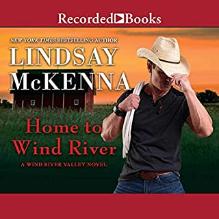 Home to Wind River audiobook cover art