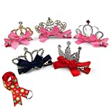 Crown Clip for dog hair