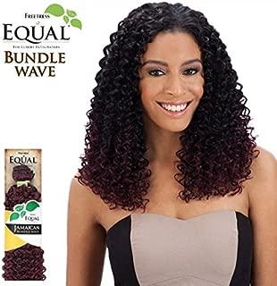 FreeTress Equal Jamaican Bundle Wave 18