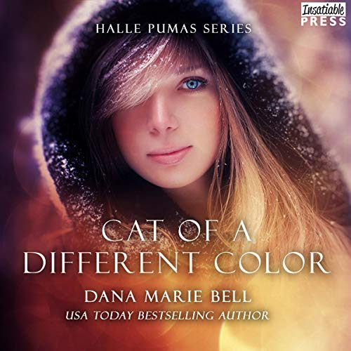 Cat of a Different Color: Halle Pumas Series, Book 3