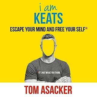I Am Keats audiobook cover art