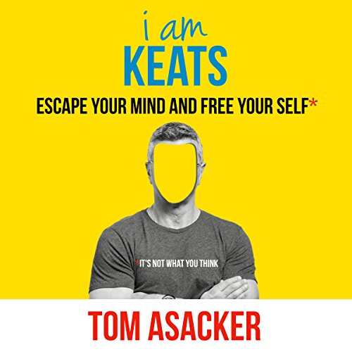 I Am Keats audiobook cover art
