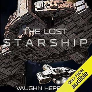 The Lost Starship                   By:                                                                                                                                 Vaughn Heppner                               Narrated by:                                                                                                                                 David Stifel                      Length: 13 hrs and 49 mins     326 ratings     Overall 4.1