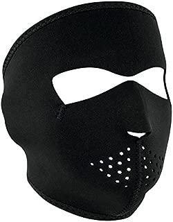 Zanheadgear WNFM114 Neoprene Full Face Mask, Black