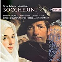 Boccherini: String Quintets, Minuet in A by Luigi Boccherini (2001-03-05)