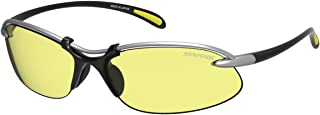 SWANS 日本制造 运动 太阳镜 无气泡 Airless Wave 轻量运动款 (跑步 驾驶 户外 高尔夫 自行车 用)
