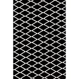 Amaco Wireform Aluminum Gallery Expandable Metal Mesh, 1/2 Inch  X 10 Foot Roll