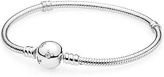 Pandora Women Silver Charm Bracelet - 590731CZ-19