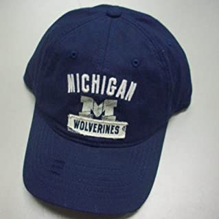 adidas Michigan Wolverines Strap Back Hat EM15Z