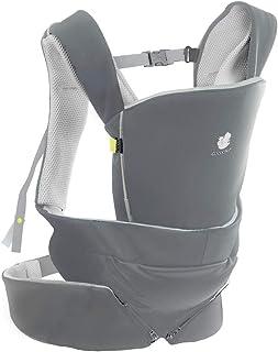 מנשא לתינוק קוקוצ`ו- שיטת לבישה יחודית ופשוטה גם מלפנים וגם על הגב! ארגונומי לתינוק ולהורה. Cococho